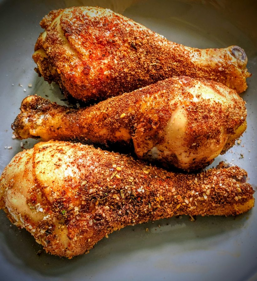 Zaatar Chicken